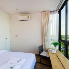 Отель Hill Myna Condotel 3* Студия с разными типами кроватей фото 2