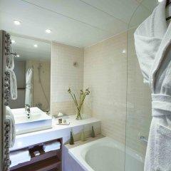 Отель Citadines Les Halles Paris ванная фото 3