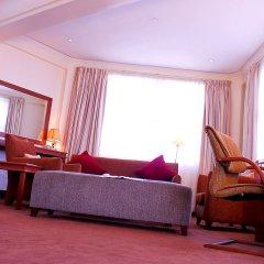 The Westwood Hotel Ikoyi Lagos 4* Люкс с различными типами кроватей фото 2