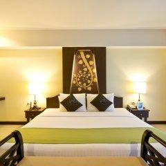 Golden Sea Pattaya Hotel 3* Номер Делюкс с двуспальной кроватью