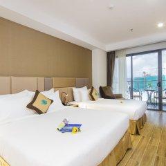 Sen Viet Premium Hotel Nha Trang 4* Номер Делюкс с различными типами кроватей