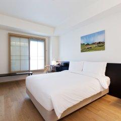Отель Sotetsu Hotels The Splaisir Seoul Myeong-Dong 4* Номер Делюкс с различными типами кроватей