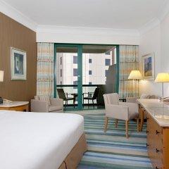 Отель Hilton Dubai Jumeirah 5* Номер Делюкс с различными типами кроватей фото 7