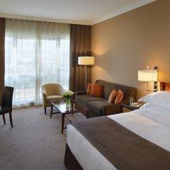 Movenpick Hotel & Apartments Bur Dubai 5* Стандартный номер с различными типами кроватей