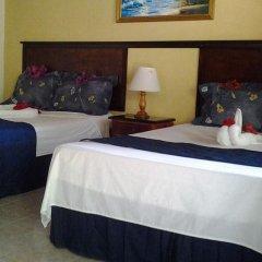 Отель Pure Garden Resort Negril 2* Номер Делюкс с различными типами кроватей