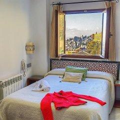 Отель Arabeluj Номер категории Эконом с различными типами кроватей