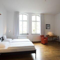 Hotel MutterHaus Düsseldorf 4* Номер Эконом с различными типами кроватей
