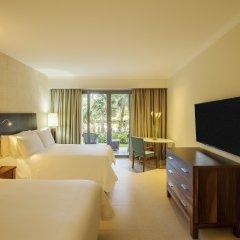 Отель Fiesta Americana Condesa Cancun - Все включено 4* Номер категории Премиум с различными типами кроватей