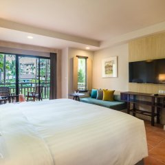 Отель Phuket Marriott Resort & Spa, Merlin Beach комната для гостей фото 6