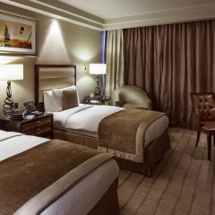Гостиница Интерконтиненталь Москва комната для гостей фото 9