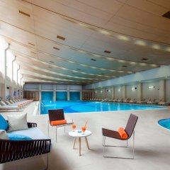 Гостиница Сочи Марриотт Красная Поляна закрытый бассейн