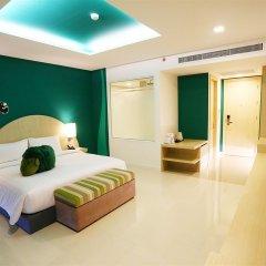 Sleep With Me Hotel design hotel @ patong 4* Номер Делюкс фото 2