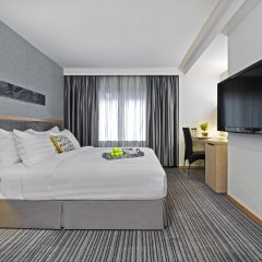 Metropark Hotel Wanchai Hong Kong 4* Номер Комфорт с различными типами кроватей