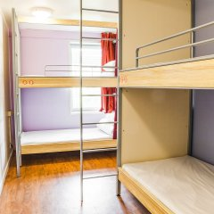 St.christopher Paris Canal Hostel Стандартный номер