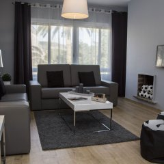 Отель Alcam Futbol Апартаменты с различными типами кроватей