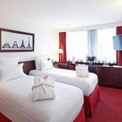 Отель Hôtel Concorde Montparnasse 4* Улучшенный номер с различными типами кроватей
