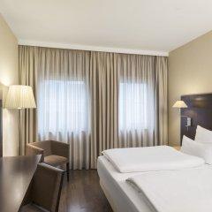 Отель NH Düsseldorf Königsallee 4* Стандартный номер с различными типами кроватей фото 3
