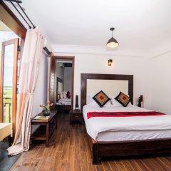 Отель Golden Peach Villa Hoi An 3* Номер Делюкс с различными типами кроватей