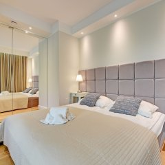 Апартаменты Grand Apartments - Wave Улучшенные апартаменты