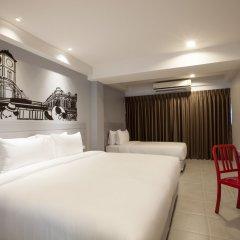 Отель Recenta Express Phuket Town Стандартный номер