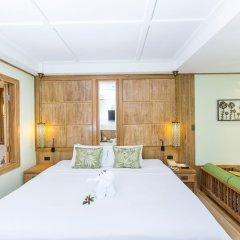 Отель Katathani Phuket Beach Resort 5* Люкс с различными типами кроватей фото 4
