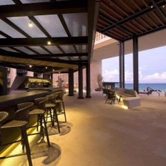 Отель Grand Hyatt Playa Del Carmen Resort Package гостиничный бар