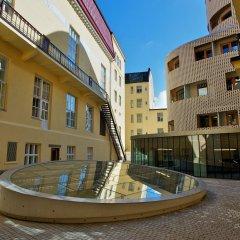 Отель Scandic Paasi собственный двор