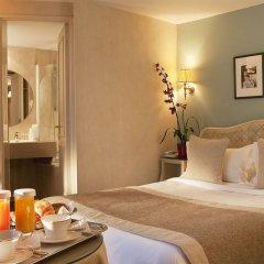 Отель Belloy St Germain 4* Номер Делюкс фото 3