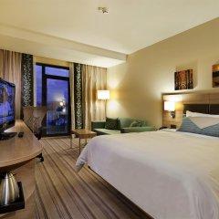 Отель Hilton Garden Inn Istanbul Golden Horn 4* Стандартный номер с различными типами кроватей