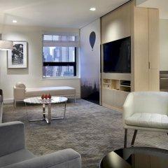 Отель Grand Hyatt New York 4* Люкс Премьер с различными типами кроватей фото 2
