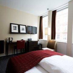 Отель The Square Стандартный номер с разными типами кроватей