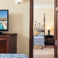 Gran Hotel Atlantis Bahia Real G.L. 5* Стандартный номер с различными типами кроватей