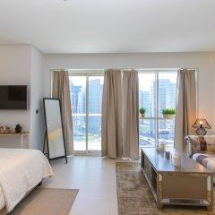 Отель DHH - West Avenue Студия с различными типами кроватей