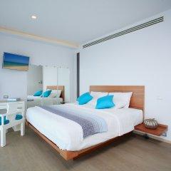 Отель Bluesiam Villa 5* Вилла Делюкс разные типы кроватей