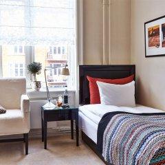 Avenue Hotel Copenhagen 3* Стандартный номер с разными типами кроватей фото 5