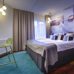 Comfort Hotel Vesterbro 3* Стандартный номер с различными типами кроватей фото 2