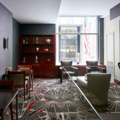 Radisson Hotel New York Midtown-Fifth Avenue интерьер отеля фото 2