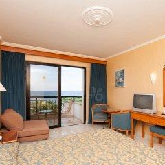 Anastasia Beach Hotel 4* Стандартный номер с различными типами кроватей фото 3