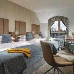Castleknock Hotel 4* Номер Делюкс с различными типами кроватей