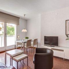 Отель Apartamentos Ganduxer Апартаменты с различными типами кроватей
