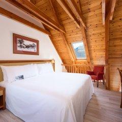 Отель Tryp Vielha Baqueira Люкс разные типы кроватей