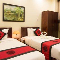 Отель Herbal Tea Homestay 2* Стандартный номер с 2 отдельными кроватями