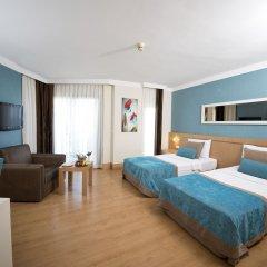 Limak Limra Hotel & Resort 5* Стандартный номер с различными типами кроватей