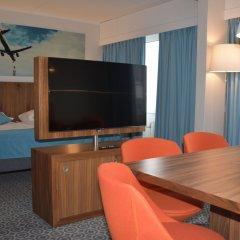 Отель Park Inn by Radisson Copenhagen Airport 3* Полулюкс с различными типами кроватей