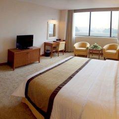 Muong Thanh Grand Ha Long Hotel 4* Номер Делюкс с различными типами кроватей