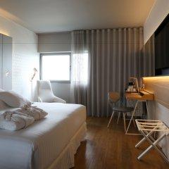 Отель Occidental Atenea Mar - Adults Only 4* Номер Делюкс с двуспальной кроватью