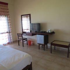 Отель Вилла Maresia Beach Номер Делюкс с различными типами кроватей