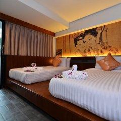 Отель Lap Roi Karon Beachfront 4* Номер Делюкс разные типы кроватей
