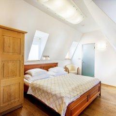 Hotel U Zeleného Hroznu 4* Стандартный номер с различными типами кроватей