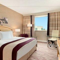 Отель Hilton Sofia 5* Представительский люкс с разными типами кроватей
